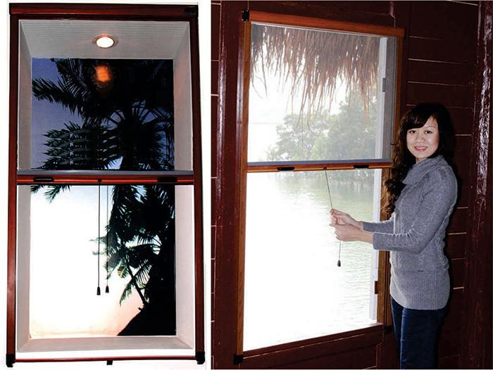 Chuyên tư vấn lắp đặt cửa lưới chống muỗi giá rẻ