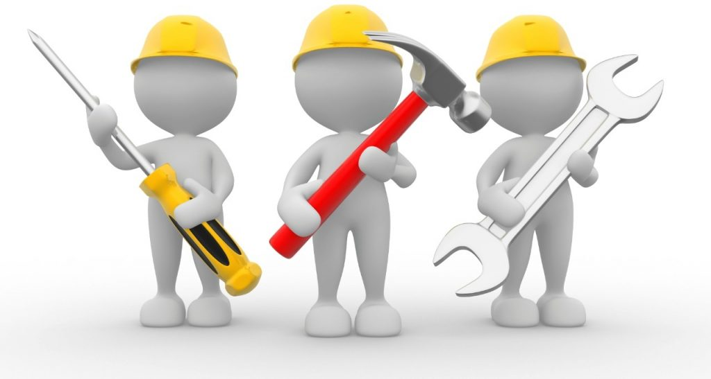 Dịch vụ sửa chữa, lắp đặt tại nhà giàn phơi giá rẻ Hà Nội