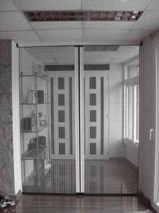 cửa xếp không ray