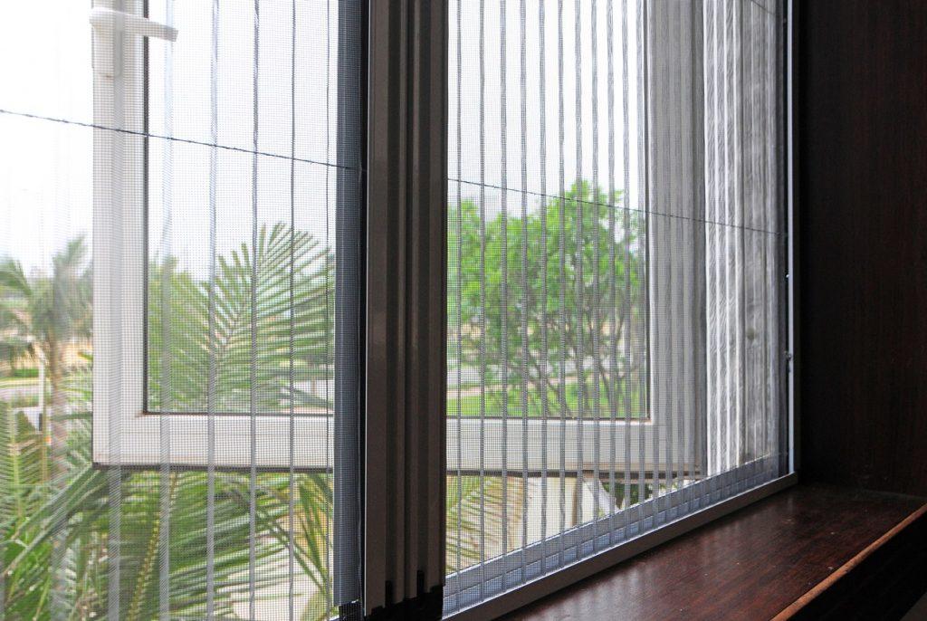 Cửa lưới ngăn muỗi làm từ chất liệu cao cấp an toàn với người sử dụng